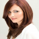 medium haircuts for round faces , 8 Charming Medium Hair Styles For Round Faces In Hair Style Category