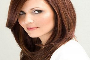 500x600px 8 Charming Medium Hair Styles For Round Faces Picture in Hair Style