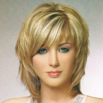 medium haircuts hairstyles , 8 Cute Medium Length Hair Styles With Bangs In Hair Style Category