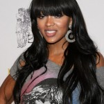 medium hairstyle meagan good straight , 8 Good Meagan Short Hairstyles In Hair Style Category