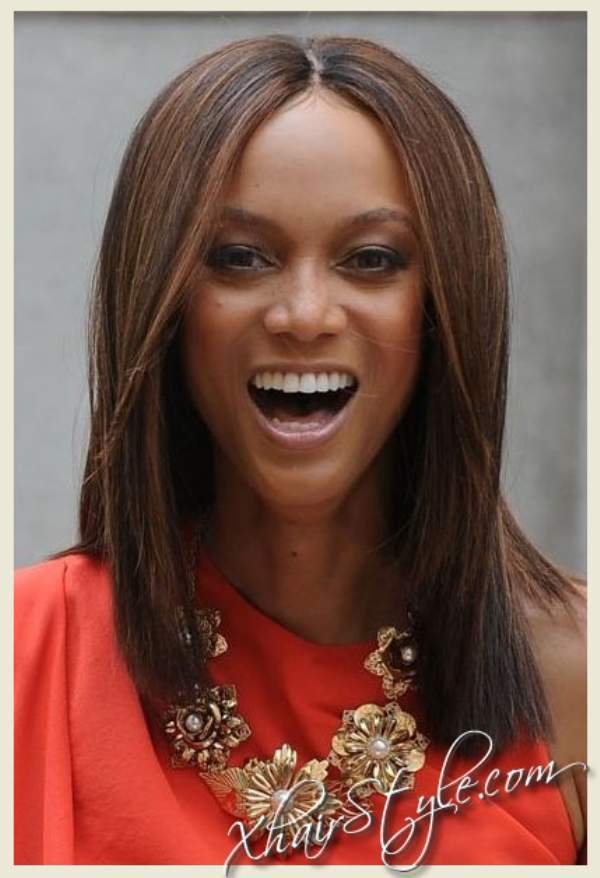 Medium Hairstyles Black Woman Fashion Nicepricesell Com
