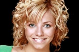 500x600px 9 Wonderful Curly Styles For Medium Length Hair Picture in Hair Style