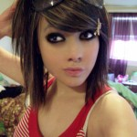 medium length emo , 9 Cute Styles For Medium Length Hair In Hair Style Category