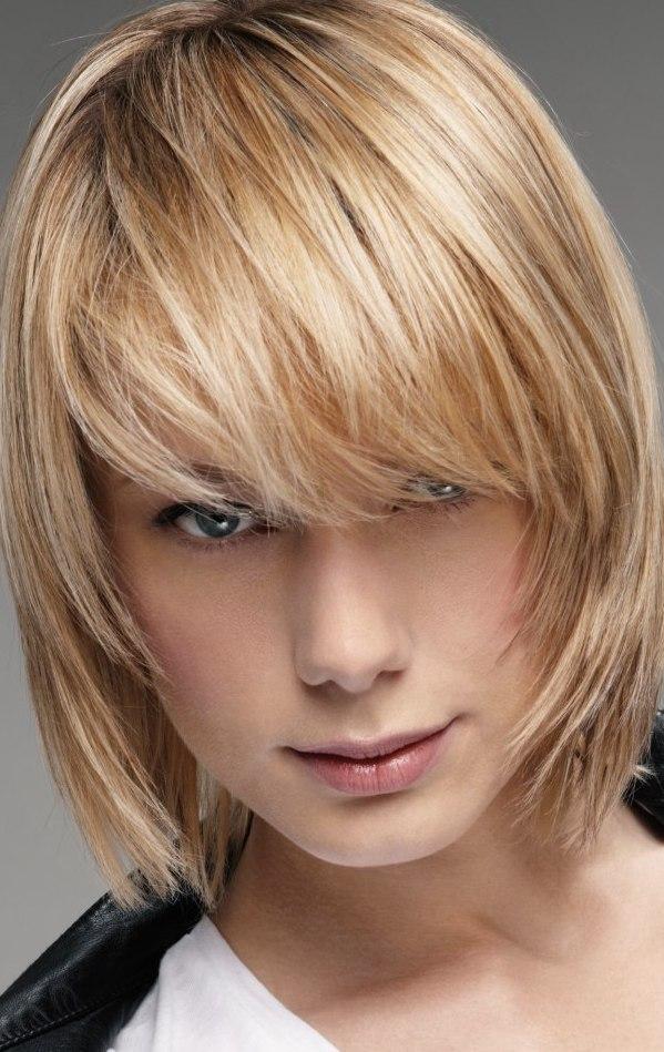 9 NIce Medium Length Thin Hair Styles in Hair Style