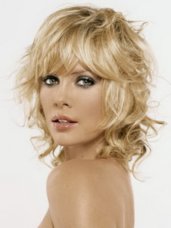 Hair Style , 8 Cool Medium Hair Cuts Styles : Medium Length Haircuts