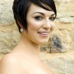 short bridesmaid hairstyles , 8 Beautiful Bridesmaid Hairstyles For Short Hair In Hair Style Category
