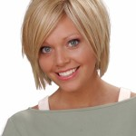 Short Hairstyles , 9 Cute Short Hairstyles For Fat Faces In Hair Style Category