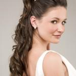 Wedding Hairstyles For Medium Length Hair , 8 Nice Wedding Hair Styles For Medium Length Hair In Hair Style Category