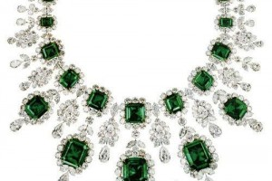 500x493px 7 Good Emerald Necklace Marina Picture in Jewelry