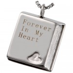 Cremation Jewelry Stainless Steel , 8 Lovely Cremation Urn Necklace In Jewelry Category