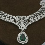 Diamond Necklaces , 8 Gorgeous Tanishq Diamond Necklace In Fashion Category
