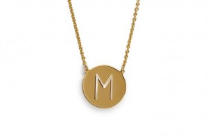 Jewelry , 8 Fabulous Baublebar Monogram Necklace : Eva Initial Necklace
