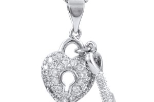 600x600px 8 Lovely Bewitched Heart Necklace Picture in Jewelry