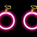 Glow Earrings , 8 Fabulous Cheap Glow Necklaces Bulk In Jewelry Category