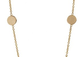Jewelry , 7 Good Jennifer Meyer Circle Necklace : Jennifer Meyer Gold Diamond