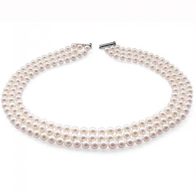 Jewelry , 8 Good Jackie O Pearl Necklace : Jewelry Freshwater Pearl