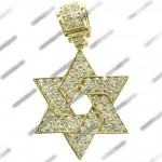 Jewish Star Pendant , 8 Charming Mens Jewish Star Necklace In Jewelry Category