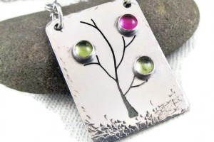 570x528px 8 Amazing Mothers Birthstone Necklaces Picture in Jewelry