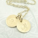 Name Necklace Boutique , 8 Charming Initial Nameplate Necklace In Fashion Category