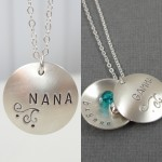 Nana Necklace , 8 Charming Grandma Locket Necklace In Jewelry Category