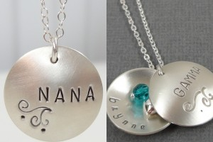 Jewelry , 8 Charming Grandma Locket Necklace : Nana Necklace