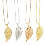 Necklaces from Jennifer Meyer , 8 Beautiful Jennifer Meyer Leaf Necklace In Jewelry Category