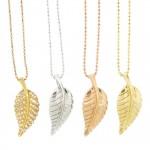 Necklaces from Jennifer Meyer , 8 Beautiful Jennifer Meyer Leaf Necklace In Jewelry Category