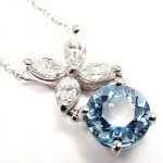 aquamarine stone , 8 Charming Tiffany Aquamarine Necklace In Jewelry Category