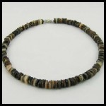 beaded necklaces , 7 Awesome Puka Chip Necklace In Jewelry Category