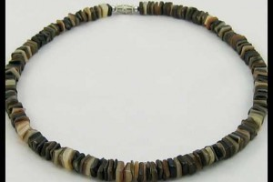 560x560px 7 Awesome Puka Chip Necklace Picture in Jewelry
