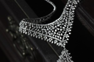 Fashion , 8 Gorgeous Tanishq Diamond Necklace : bride jewellery