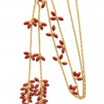 coral beads necklace , 8 Charming Kenneth Jay Lane Coral Necklace In Jewelry Category