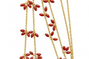 Jewelry , 8 Charming Kenneth Jay Lane Coral Necklace : coral beads necklace
