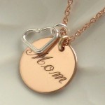 handmade jewelry , 8 Cool Charm Necklaces For Moms In Jewelry Category