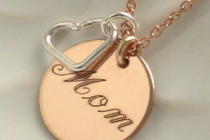 Jewelry , 8 Cool Charm Necklaces For Moms :  handmade jewelry