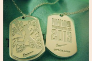 Jewelry , 8 Fabulous Half Marathon Tiffany Necklace : inaugural nike women
