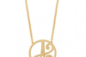 Jewelry , 8 Fabulous Baublebar Monogram Necklace :  infinity necklace