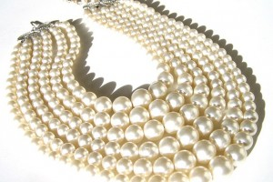640x514px 8 Good Jackie O Pearl Necklace Picture in Jewelry