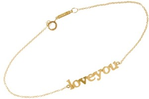 450x750px 7 Fabulous Jennifer Meyer Love You Necklace Picture in Jewelry