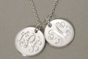 Jewelry , 7 Fabulous Jennifer Zeuner Three initial Pendant Necklace : jennifer zeuner three initial pendant