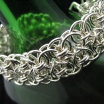 Jewelry Making , 9 Charming Chainmail Necklace Patterns In Jewelry Category