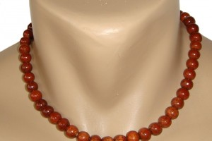 Jewelry , 8 Fabulous Koa Wood Necklace : koa wood bead choker necklace