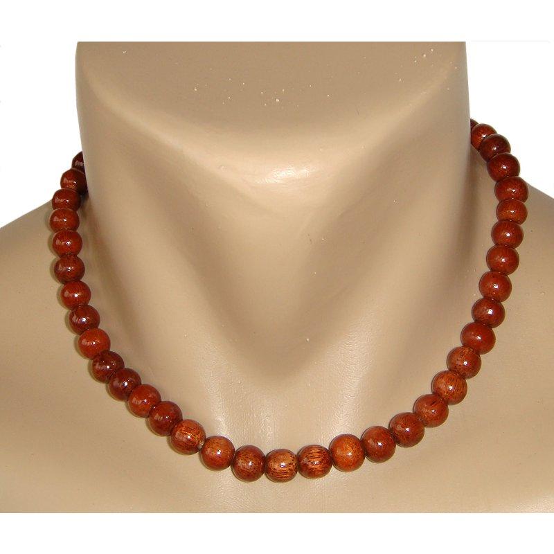 8 Fabulous Koa Wood Necklace in Jewelry