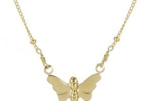 557x500px 7 Lauren Conrad Monogram Necklace Picture in Jewelry