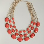 layered necklace , 8 Charming Kenneth Jay Lane Coral Necklace In Jewelry Category