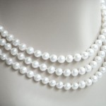 Majorica Pearls , 8 Good Jackie O Pearl Necklace In Jewelry Category