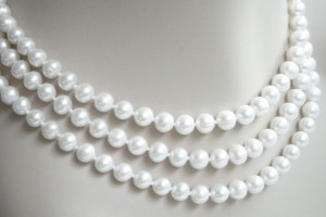 Jewelry , 8 Good Jackie O Pearl Necklace :  majorica pearls