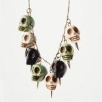 multicolor skull necklace , 8 Unique Pamela Love Skull Necklace In Fashion Category