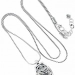 name tag , 7 Charming Brighton Badge Clip Necklace In Jewelry Category
