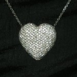 necklace , 8 Lovely Bewitched Heart Necklace In Jewelry Category
